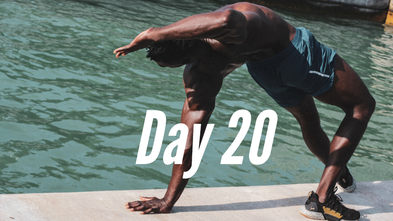 30 Days of HIIT – Day 20 – Energizing Flow - Beat The Gym
